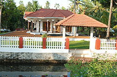 Coconut Creek: bed and breakfast Kumarakom